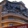 """Max Giusti risparmiato dal crollo della palazzina: """"Felice di essere vivo"""""""