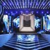 La scenografia di Sanremo 2016
