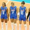 Volley Italia-Belgio: orario e diretta