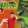 Divertiti e costruisci il Tirannosauro Rex è in edicola: il piano dell'opera