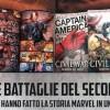 Piano opera fumetti Marvel: gli scontri del secolo