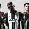 La nuova maglia della Juventus per la stagione 2016-2017