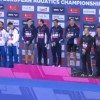 Europei di nuoto: l'Italia sul podio nella staffetta 4×100 stile maschile
