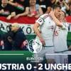 Euro 2016: voti Gazzetta di Austria-Ungheria 0-2