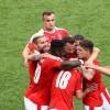 Euro 2016: voti Gazzetta di Romania-Svizzera 1-1