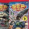 I fumetti di Sea Quest in edicola con Gazzetta e Corriere