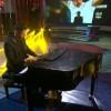 Lapadula suona Chopin al pianoforte alla Domenica Sportiva (video)