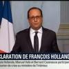 François Hollande: chiudiamo le frontiere francesi
