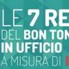 Unicusano lancia il video Le 7 regole del bon ton inglese in ufficio a misura di italiano