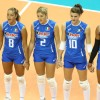 Volley Italia-Francia: streaming e diretta