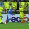 Villarreal-Napoli 1-0: Video highlights di Europa League