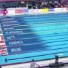 Gabriele Detti medaglia d'oro nei 400 stile libero agli Europei di nuoto