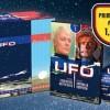 Ufo: gli episodi della serie tv in dvd con la Gazzetta dello Sport