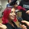 Rossella Fiamingo, la più bella sportiva italiana si tinge i capelli di rosa