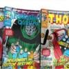 Piano opera fumetti Marvel Super Eroi Classic con la Gazzetta dello Sport