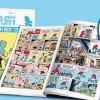 I fumetti dei Puffi in edicola con la Gazzetta dello Sport: il piano dell'opera