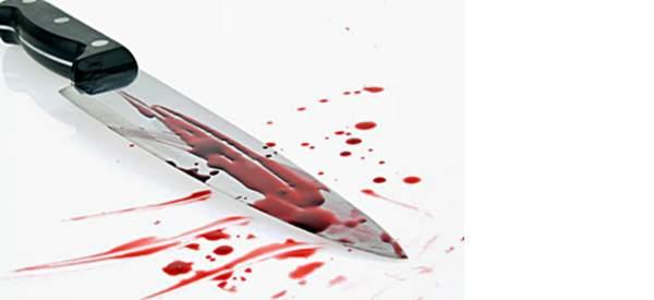 coltello sangue