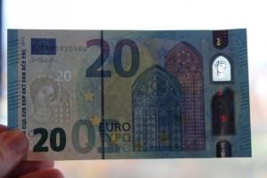 NUOVO 20 EURO