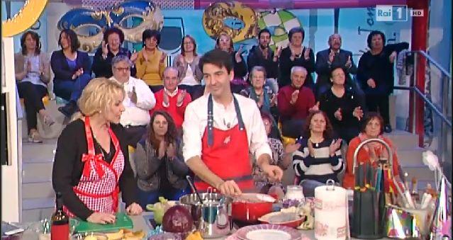 sergio barzetti la prova del cuoco