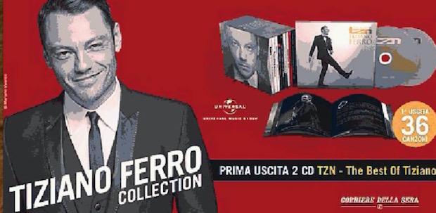 Tiziano Ferro collection
