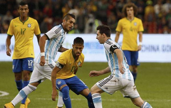 Amichevole Brasile-Argentina: il Super Clasico è su Fox Sports