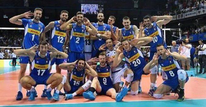 Calendario Campionato Portoghese.Eurovolley Maschile Italia Portogallo 3 0 Olimpiqa